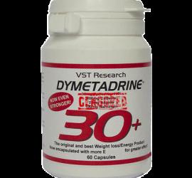 Dymetadrine 30+ ECA Stack Fatburner mit Ephedrin